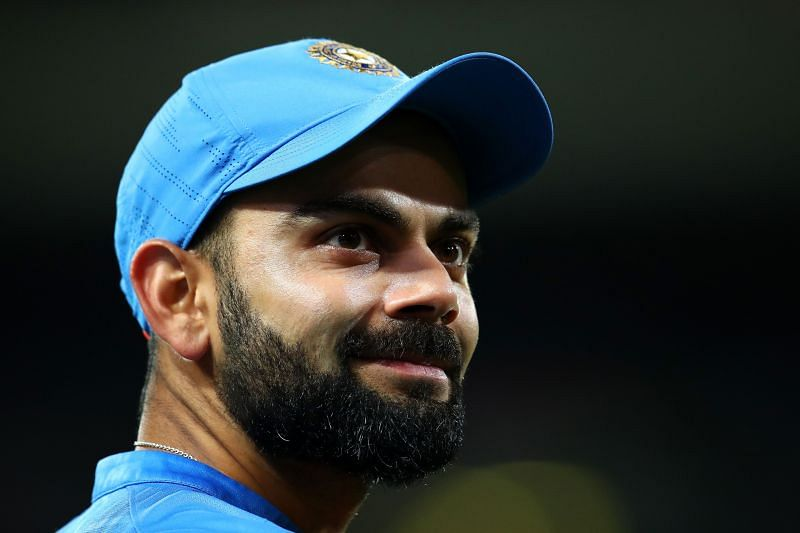 Virat Kohli is the captain of the Indian men