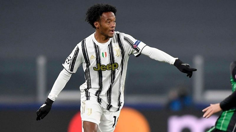 Cuadrado was the architect of both of Juve