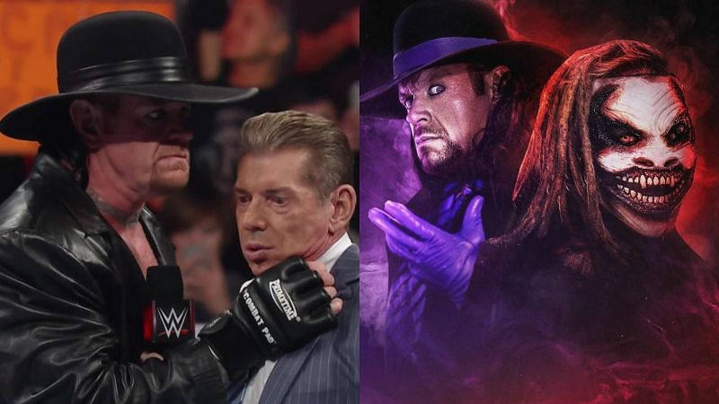 What could go down at The Undertaker