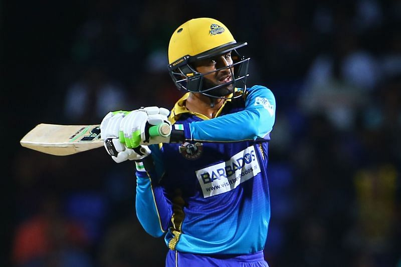 2017 HERO Caribbean Premier League - St Kitts and Nevis v Barbados Tridents