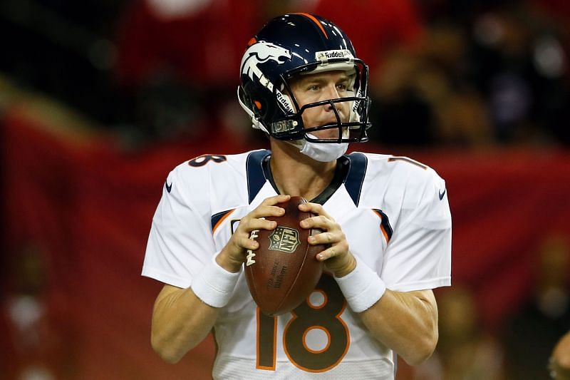 Peyton Manning was a true field general at the quarterback position