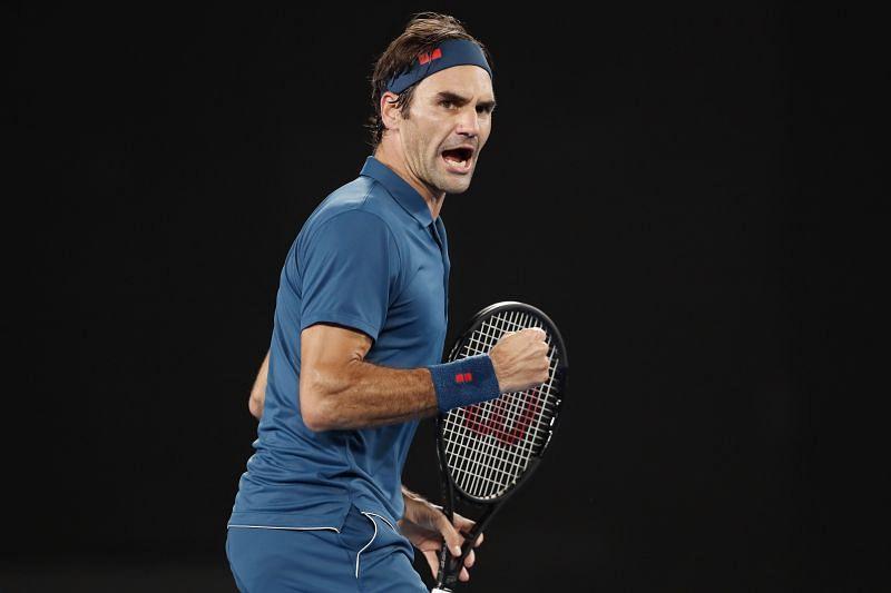 Jannik Sinner would like to face Roger Federer