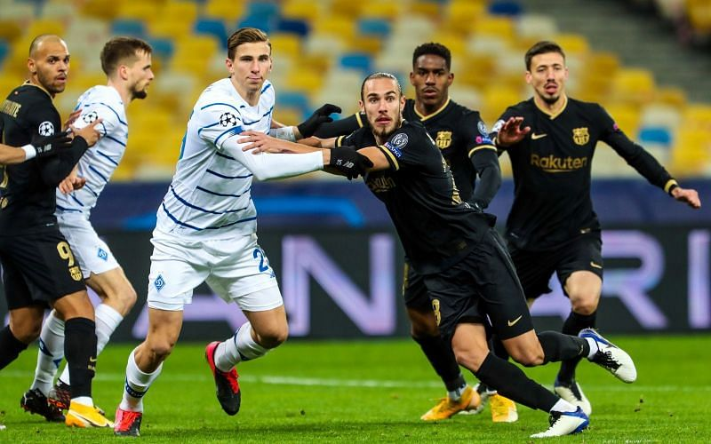 awmvld 7wvvkvm https www sportskeeda com football dynamo kyiv 0 4 barcelona player ratings catalans turn style lionel messi s absence uefa champions league 2020 21