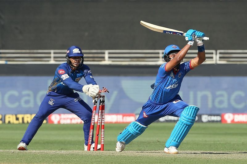 The Delhi Capitals were blown away by the Mumbai Indians in yesterday
