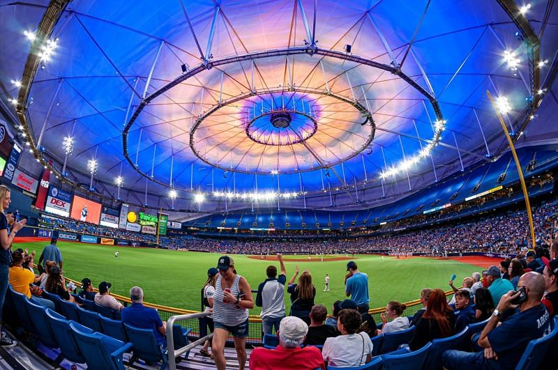 Here is an update on WWE moving the ThunderDome to Tropicana Field and their game plan going into WrestleMania.