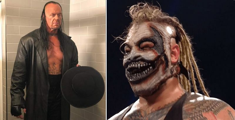 The Undertaker and The Fiend