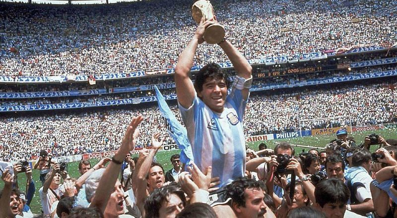 Diego Maradona has passed away at the age of 60