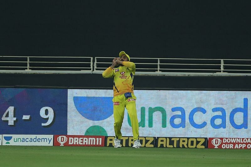 Ravindra Jadeja was among the few athletic fielders in the Chennai Super Kings lineup [P/C: iplt20.com]