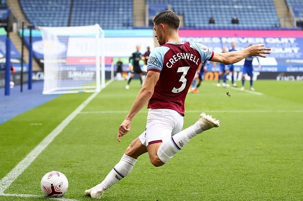 Cresswell has been brilliant this season.