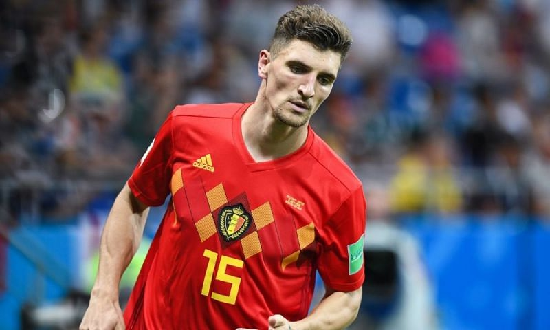 Meunier failed to impress at both ends of the pitch