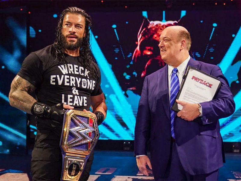 Reports say Roman Reigns