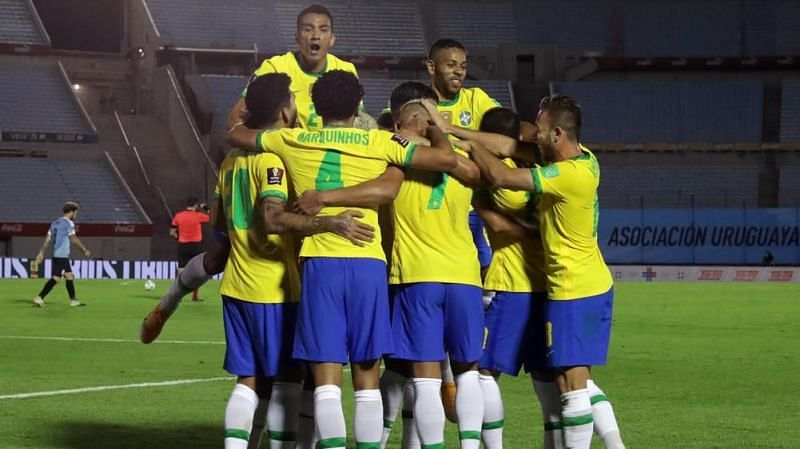 There's still 14 more games to go, but Brazil are already feeling confident about their qualification hopes.