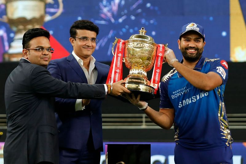 The Mumbai Indians won the IPL title for a record-extending fifth time [P/C: iplt20.com]