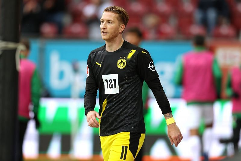 Marco Reus is the captain of Borussia Dortmund