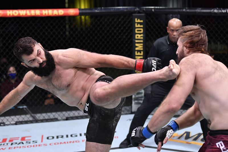 Andrei Arlovski is still going, even at 41 years old
