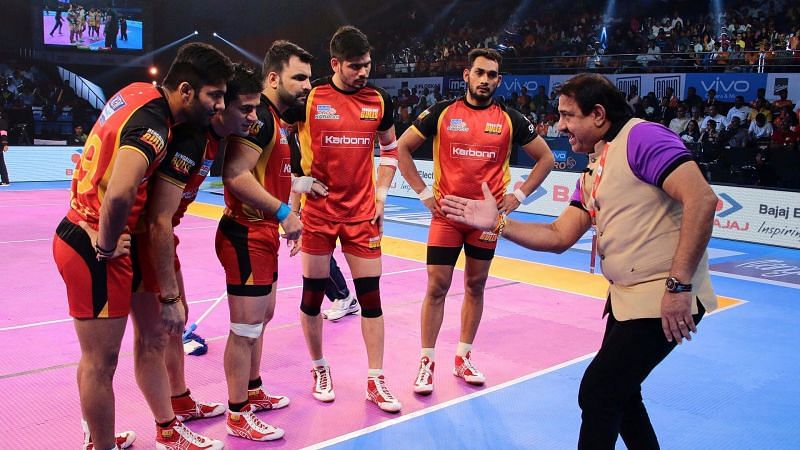 The Rohit Kumar-led Bengaluru Bulls have been a competitive side in the past two seasons.