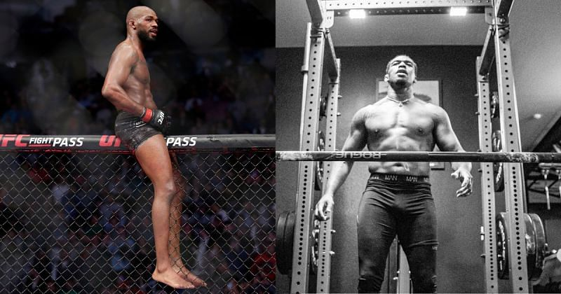 Jon Jones of the UFC