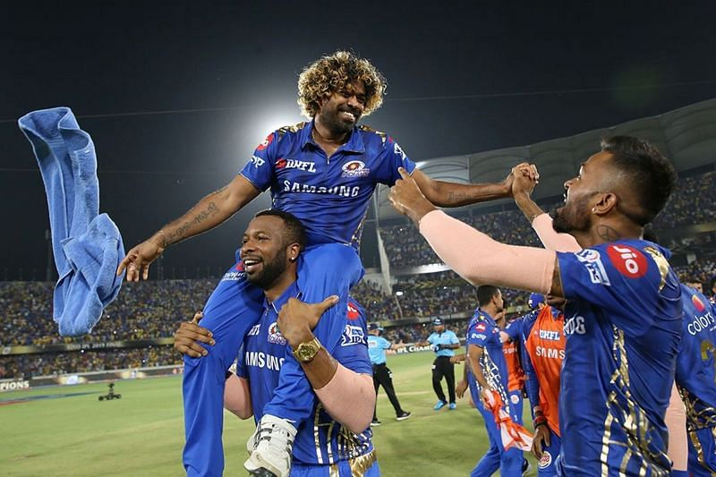 MI beat CSK by 1 run to win their 4th IPL title.