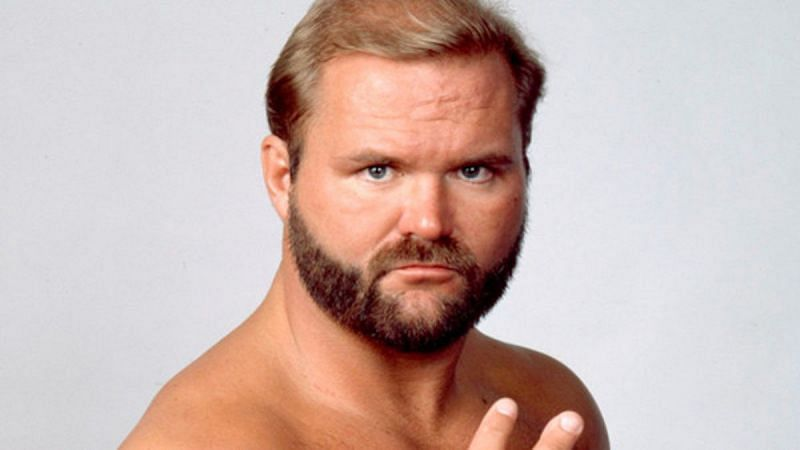 Arn Anderson is one of the most respected figures in wrestling