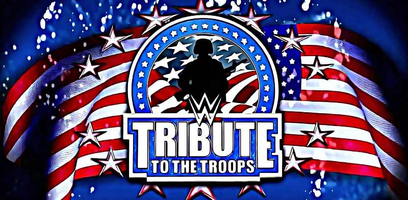WWE confirms that Tribute to the Troops will return on December 6, airing on FOX.