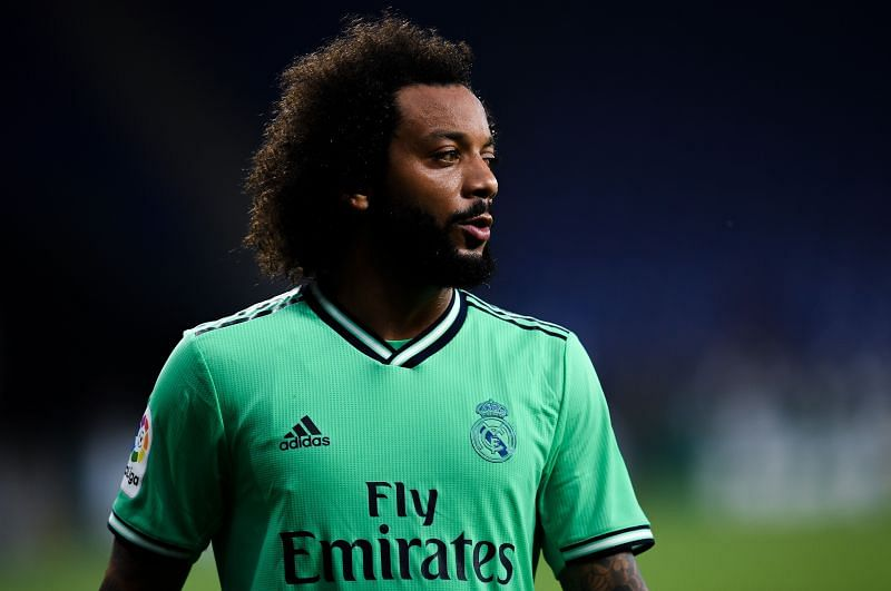 Marcelo will be out of contract in 2022 and is a target for Juventus