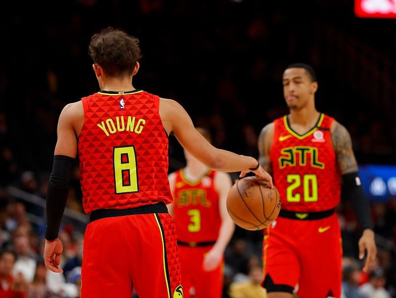 Washington Wizards vs Atlanta Hawks