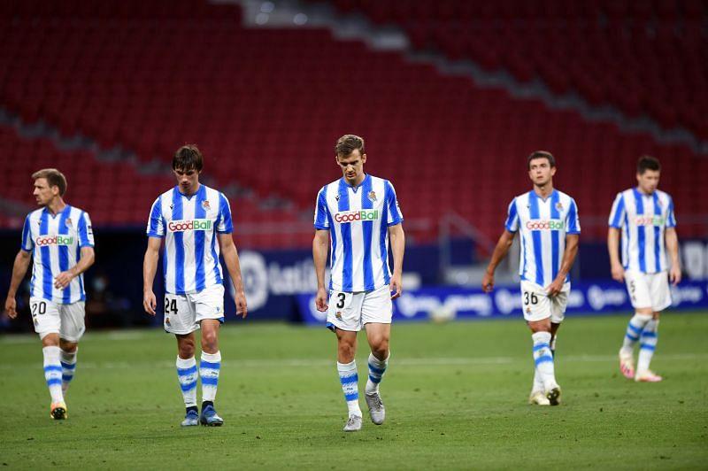 Real Sociedad will play AZ Alkmaar on Thursday