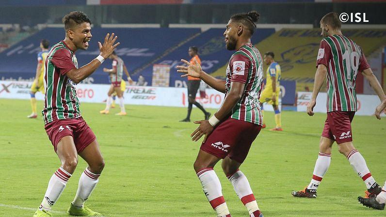 ATK Mohun Bagan got their 2020-21 ISL campaign off to a winning start (Credits: ISL)