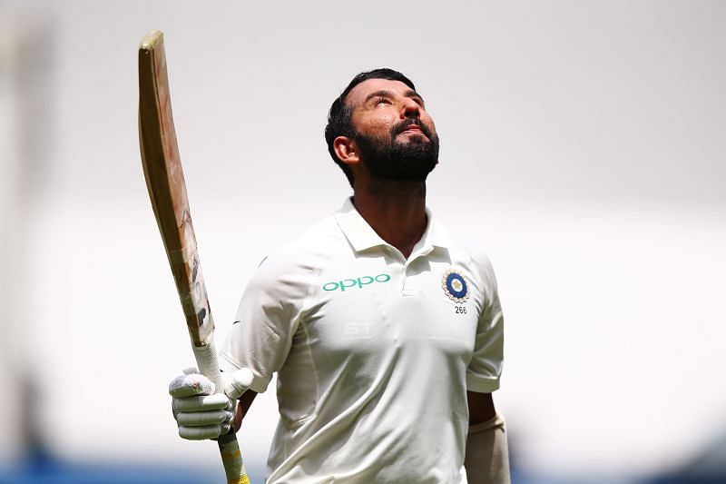 Cheteshwar Pujara was in fine form against Australia last time around