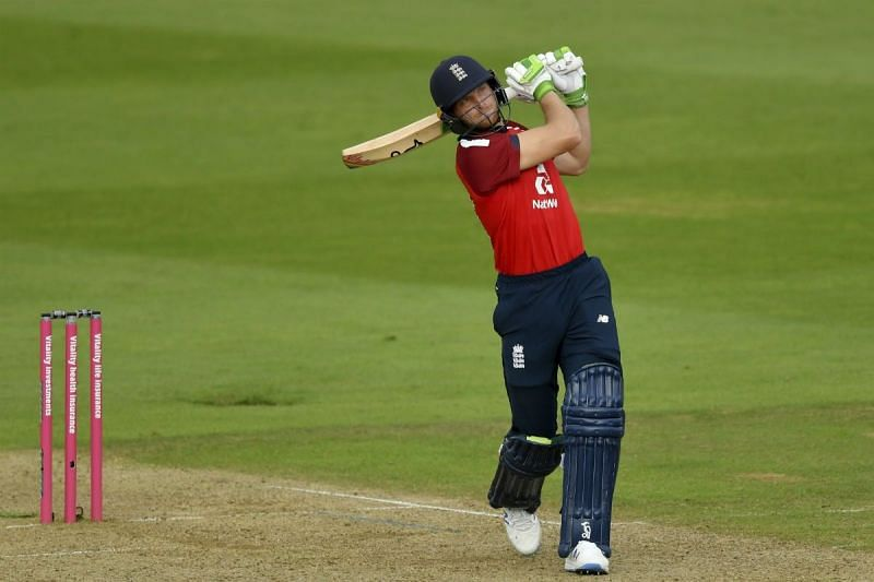 Jos Buttler is yet to make an impact for England in this series.