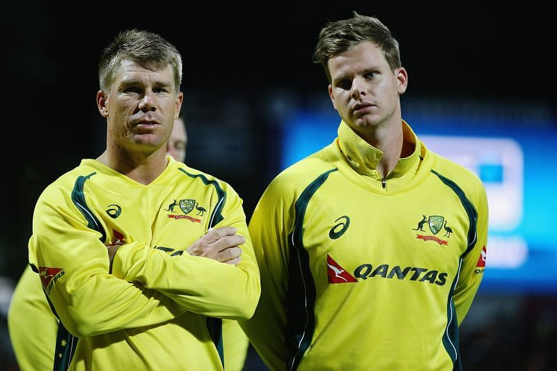 Steve Smith and David Warner missed the previous home series against India