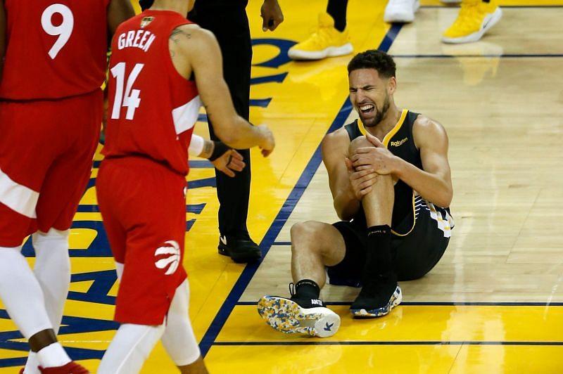 Klay Thompson - 2019 NBA Finals Game 6