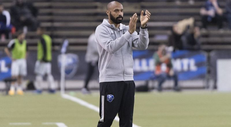 Thierry Henry helped Montreal Impact secure a play-in spot in his first season in charge