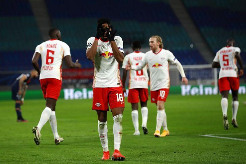 RB Leipzig 2-1 PSG : 5 Talking Points as 9-man Parisians ...