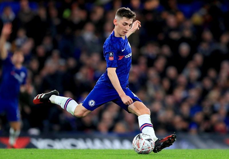 Billy Gilmour played for Chelsea development squad earlier this week