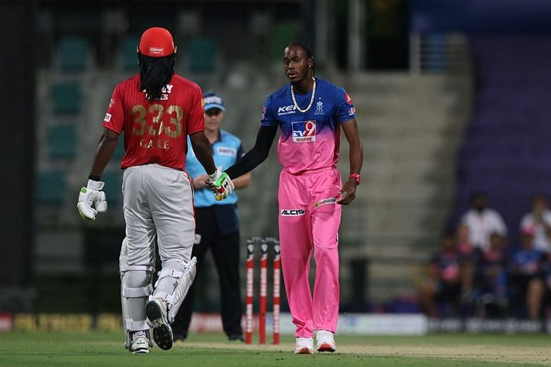 Jofra Archer is very popular on Twitter (Image Credits: IPLT20.com)