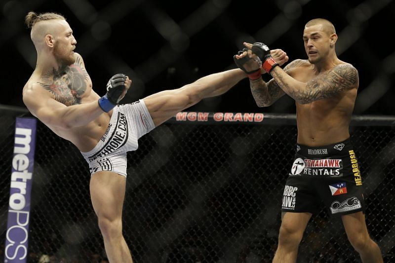 Can Dustin Poirier defeat Conor McGregor when they rematch at UF 257?