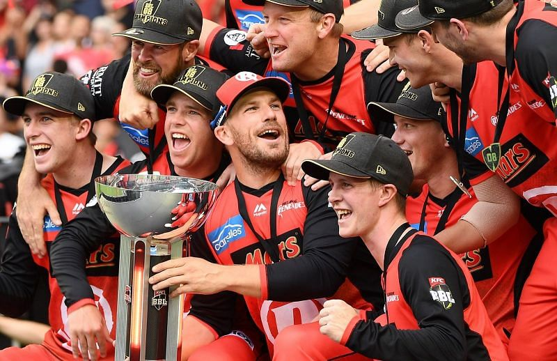 The Melbourne Renegades won their maiden BBL title in 2018