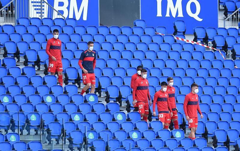 Real Sociedad will face Granada CF in La Liga action this weekend