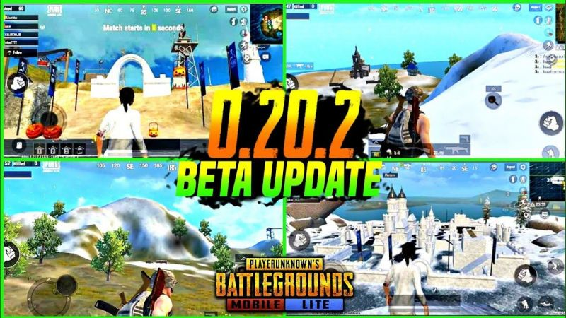 PUBG Mobile Lite 0.20.2 beta update: New castle location, terrain update, and more (Image Credits: Tech MWorld / YouTube)