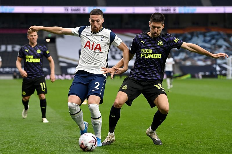 Matt Doherty was one of Tottenham Hotspur