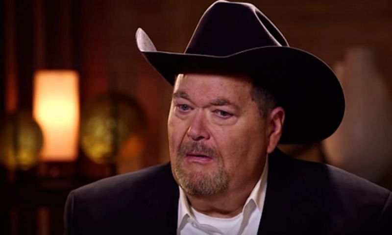 Jim Ross was the