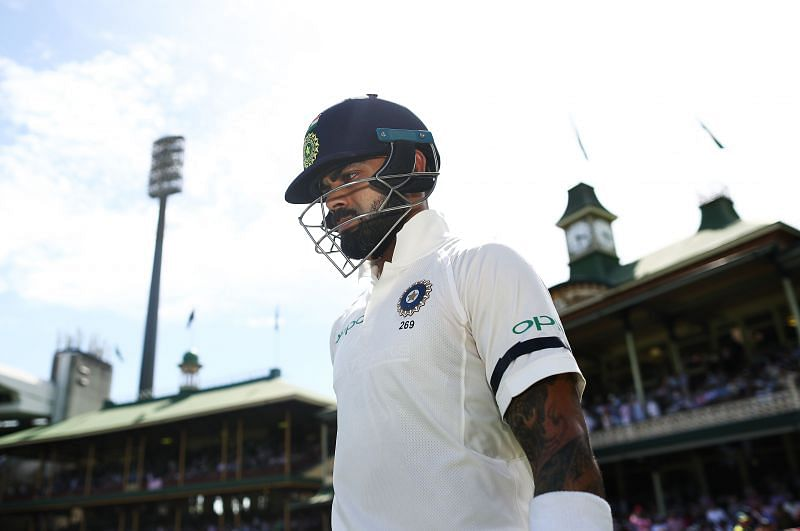 India will have to make do without Virat Kohli for the final three Tests