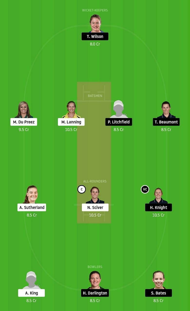 MS-W vs ST-W Dream11 Tips