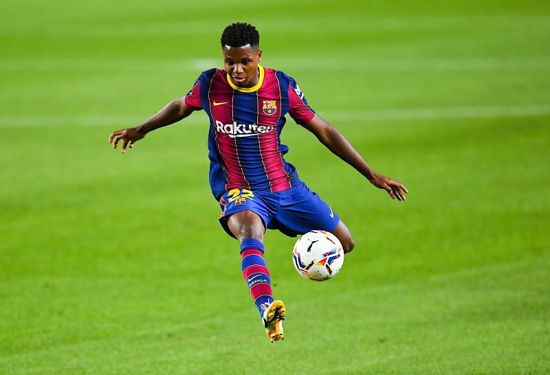 Ansu Fati has been an excellent player for Barcelona