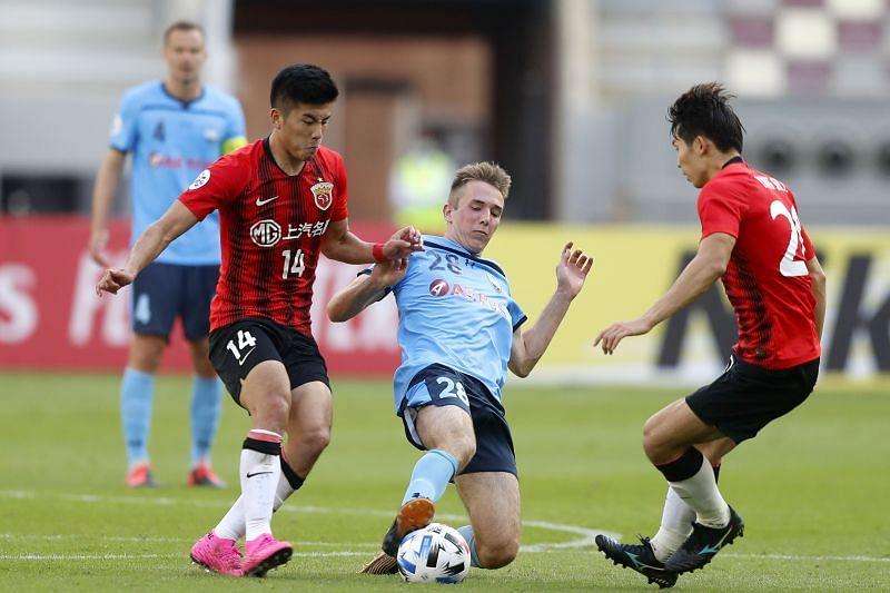 Sydney FC take on Shanghai SIPG this week