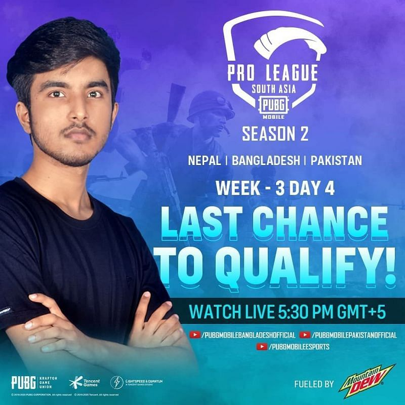 The PMPL South Asia Season 2 features a massive prize pool of $200,000