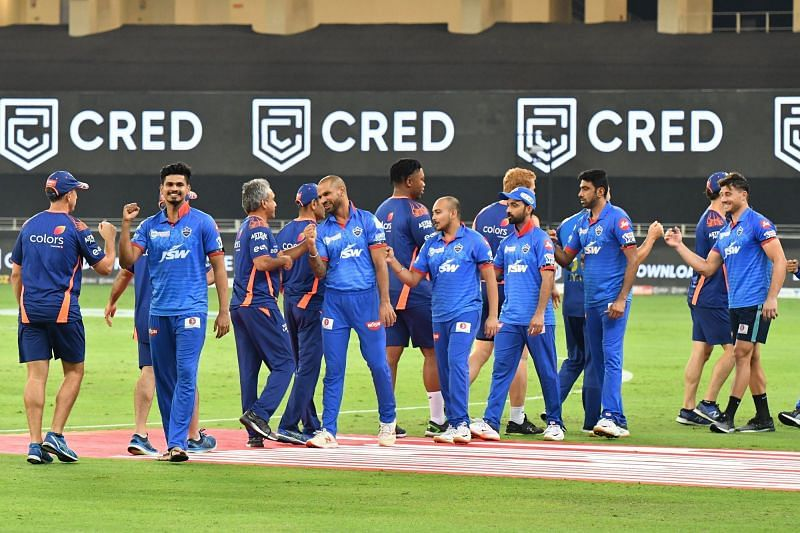 MI and DC will fight it out for the IPL 2020 title on Tuesday (Credits: IPLT20.com)