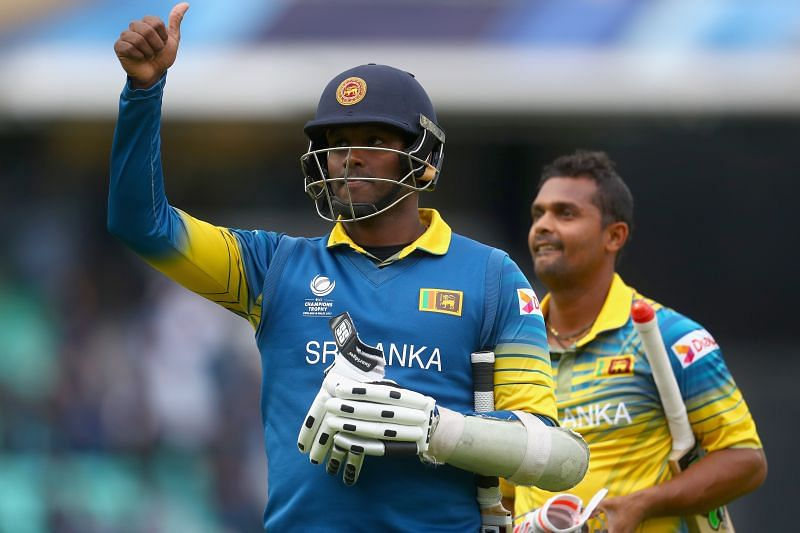 Angelo Mathews picked up a hamstring injury during Lanka Premier League 2020 semifinals