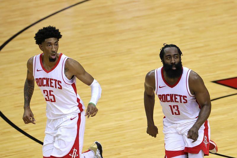 San Antonio Spurs v Houston Rockets.